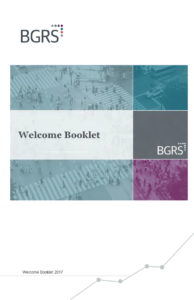 BGRS Booklet Cover